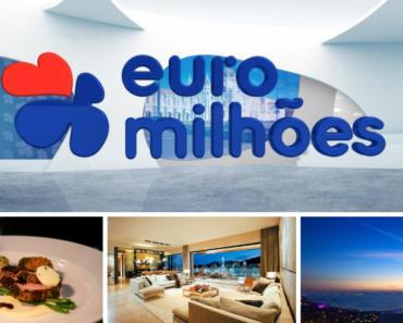 Euromilhões: tudo o que pode fazer com 100 milhões de euros