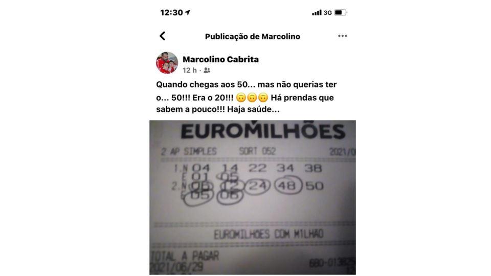 A história mais infeliz do Euromilhões aconteceu em Portugal
